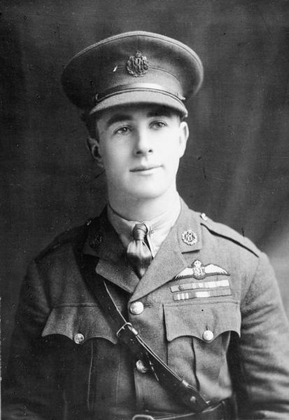 James Thomas Byford McCudden VC, DSO & Bar, MC & Bar, MM (28 March 1895 – 9 July 1918) was an English First World War flying ace and among the most highly decorated airmen in British military history.  On 9 July 1918 McCudden was killed in a flying accident when his aircraft crashed following an engine fault. His rank at the time of his death was Major, a significant achievement for a man who had begun his career as a non-commissioned officer.