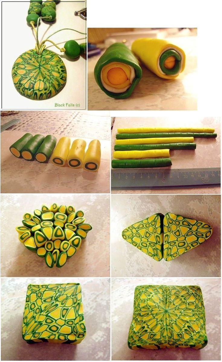 Фото идея МК по ссылке – Artofit Image Results | Polymer ...