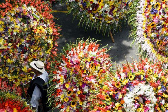 Feria de las Flores en Medellín