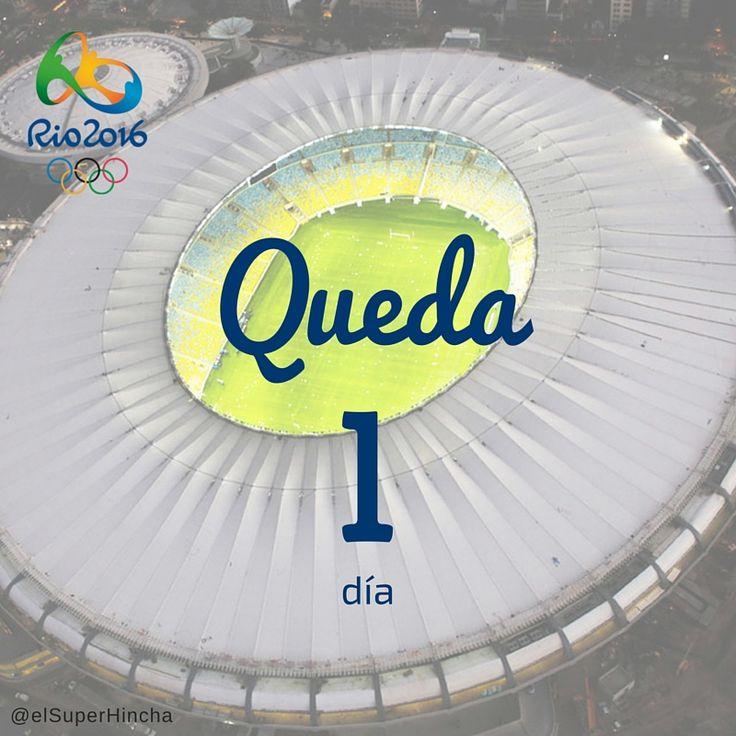 #JuegosOlimpicos #Rio2016 #RumboARio #RoadToRio #RumboARio2016 #RoadToRio2016 #TeamEsp #RioRTVE