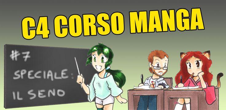 C4 CORSO MANGA: LEZIONE #7 – IL SENO - http://c4comic.it/2015/02/26/c4-corso-manga-lezione-7-il-seno/