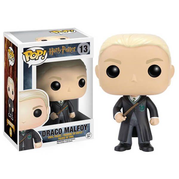 Draco Malfoy  Harry Potter Funko POP! Vinyl