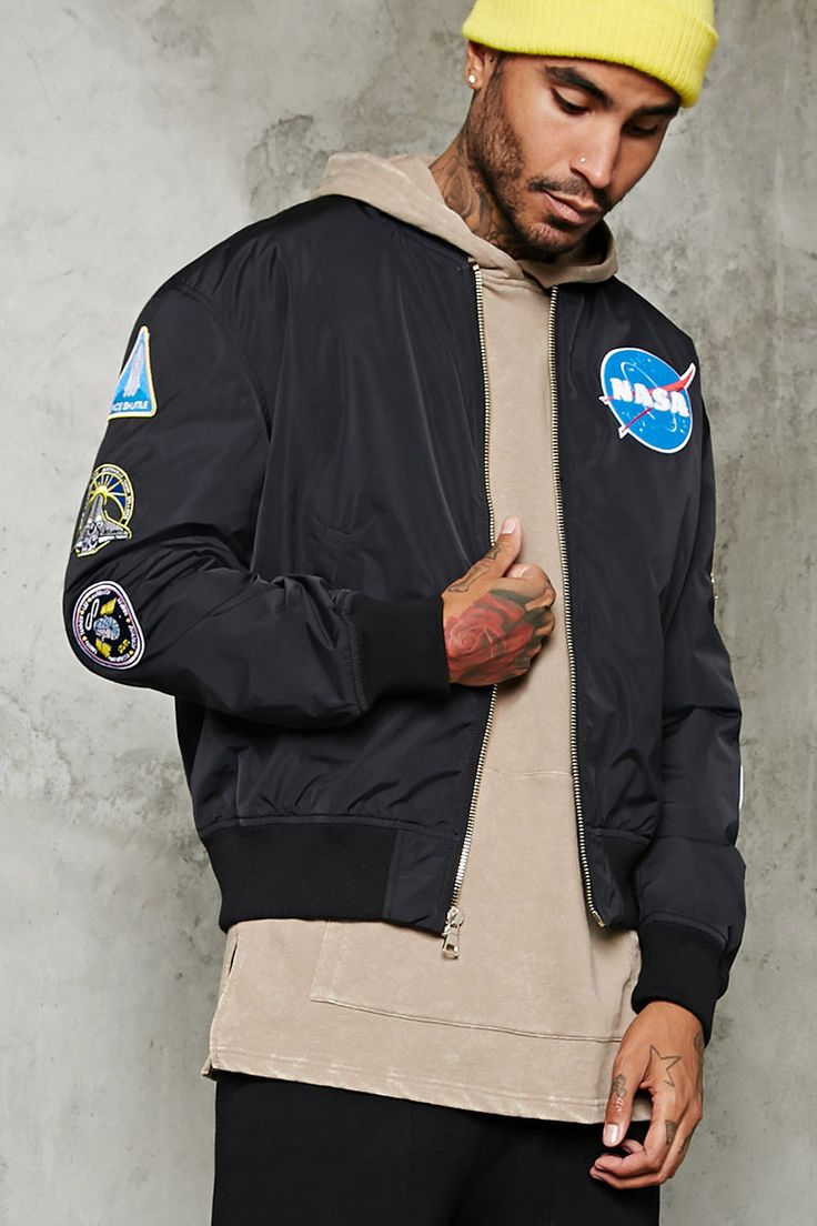 nasa patches on sleeve - photo #32