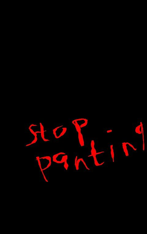 Stop panting by helen mudge