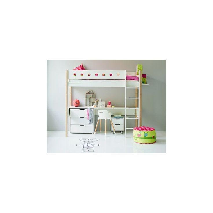 17 meilleures images propos de chambre en hauteur sur pinterest lits superpos s studios. Black Bedroom Furniture Sets. Home Design Ideas