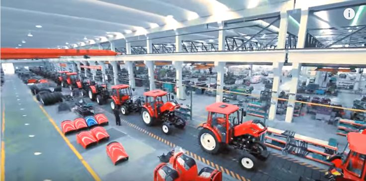 Dong Feng Factory Video – Inside China's Leading Small Tractor Manufacturer   NITAKAVA.Com