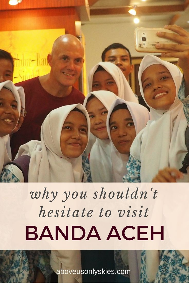 An honest account of our experience touring the conservatively Islamic and previously tsunami-battered city of Banda Aceh, Sumatra...