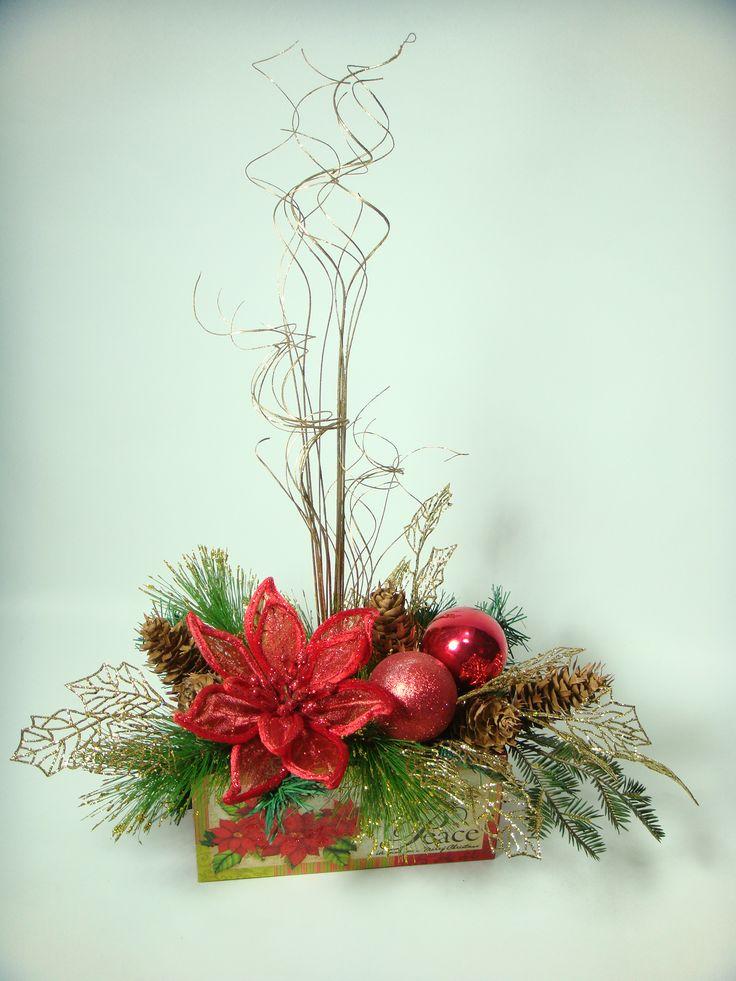 Caja navideña