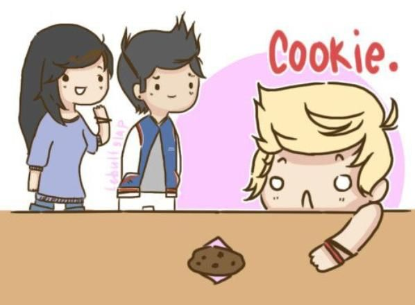 5SOS Funny Cartoons | One Direction cartoon