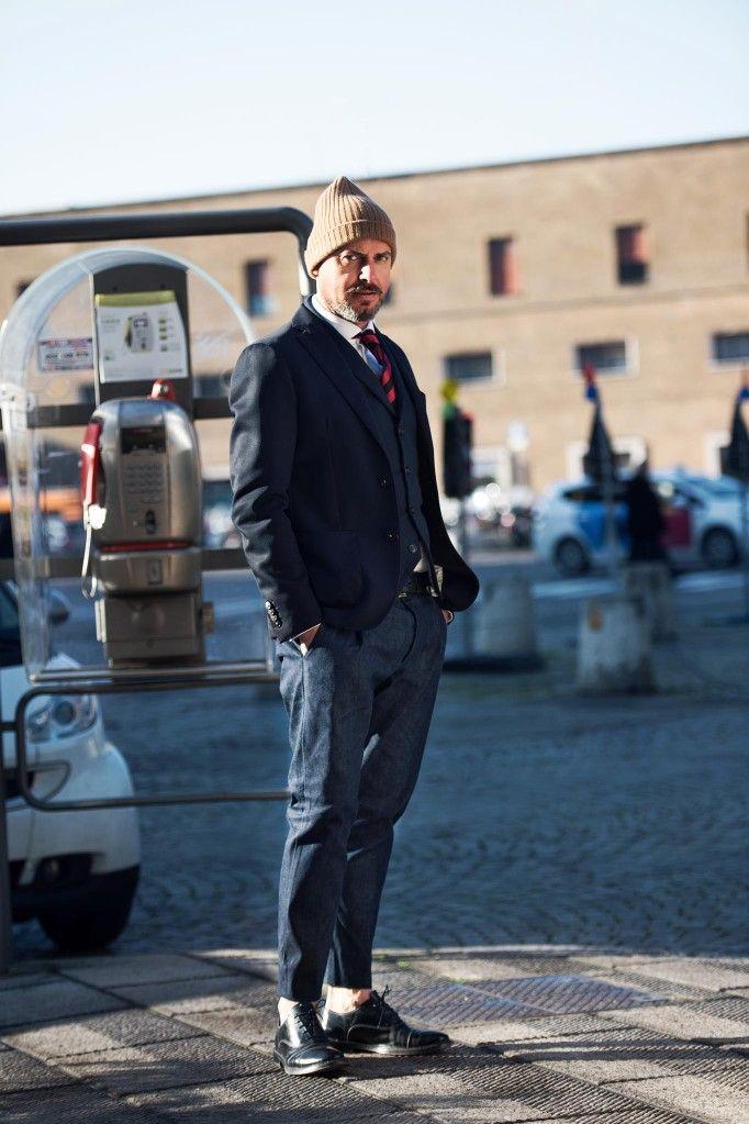 Simone Cingolani Fashion Designer Florence Italy Pitti Uomo 87 Mens Fashion Pinterest