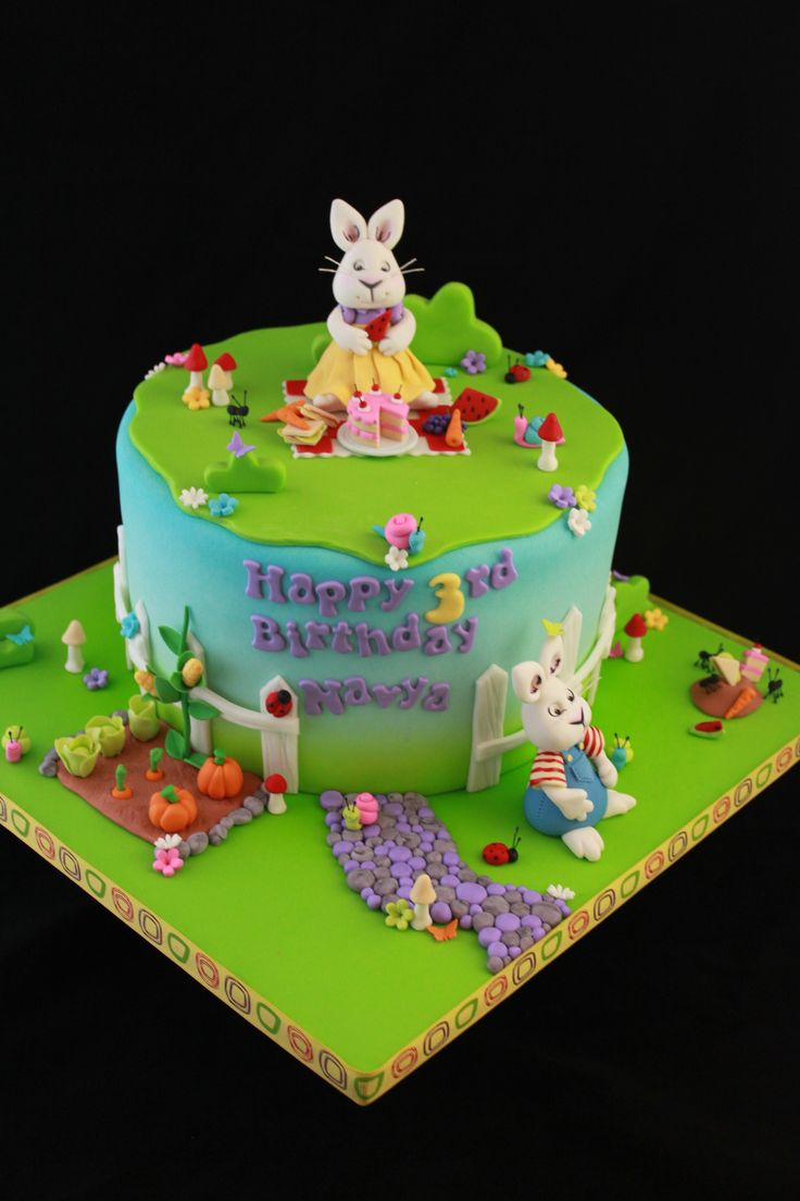 https://flic.kr/p/bZ5d9h | Max and Ruby cake