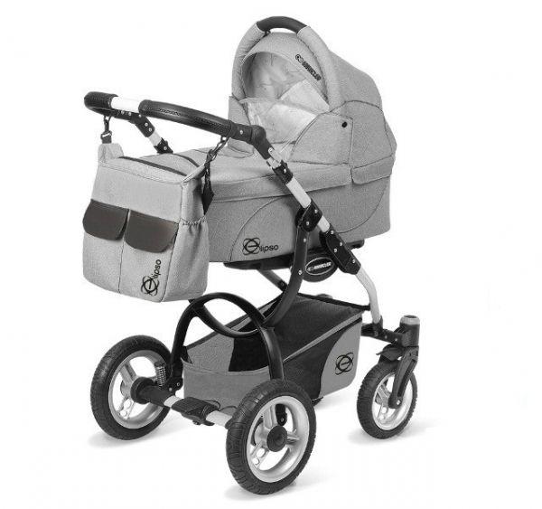 Carucior 3 Componente Elipso - Baby Active