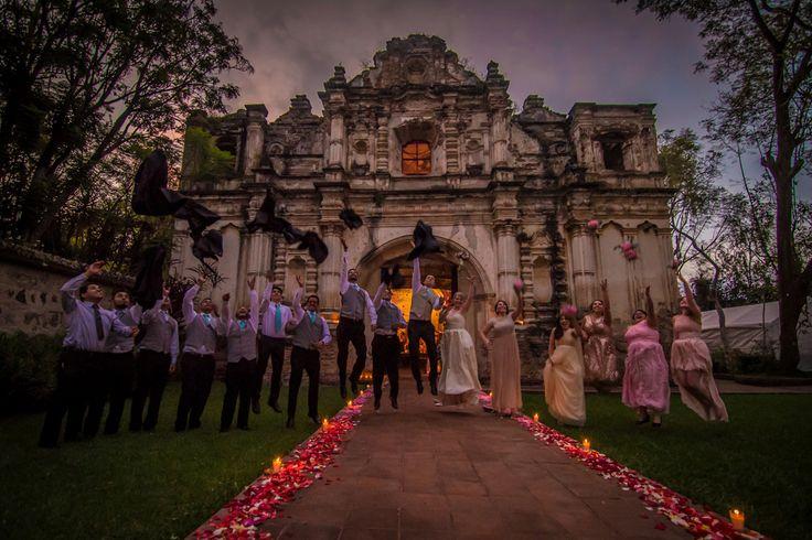Destination Wedding At San Jose El Viejo In Antigua