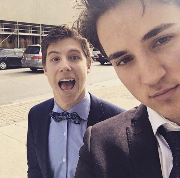 Mitch Marner & Daniel Berndhart