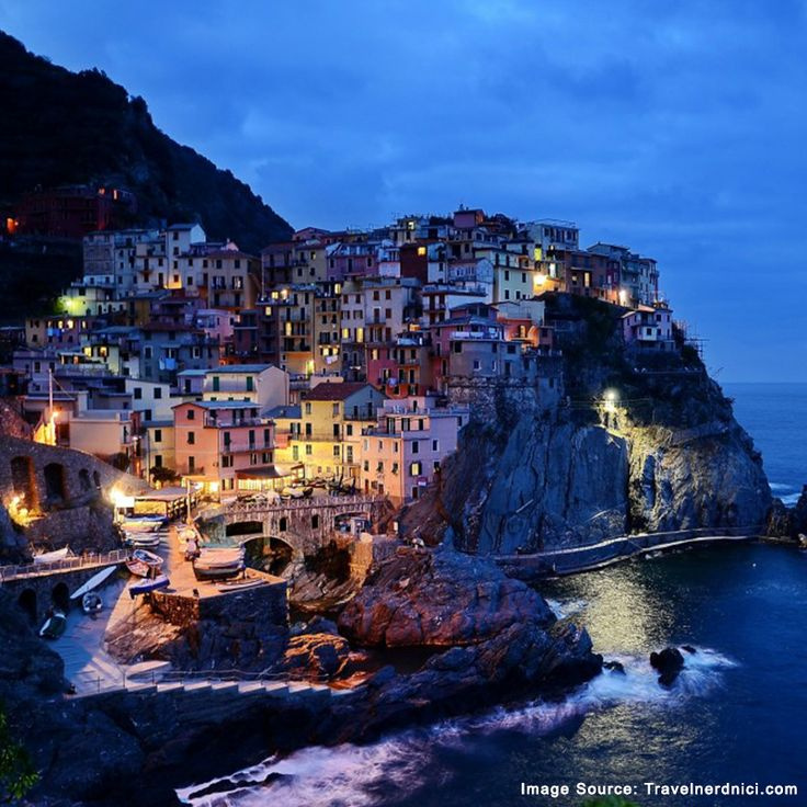 If you ever get tired of life, bypass the therapist and decamp immediately to Cinque Terre. It has five crazily constructed fishing villages, set amid the most dramatic coastal scenery.