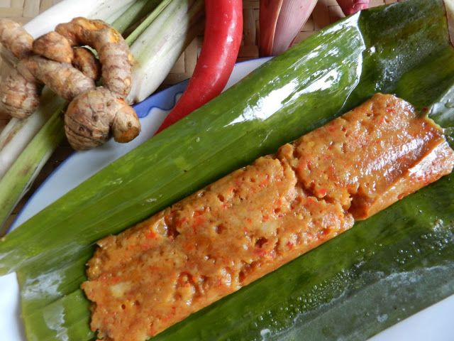 Peppers Love : PENANG OTAK OTAK
