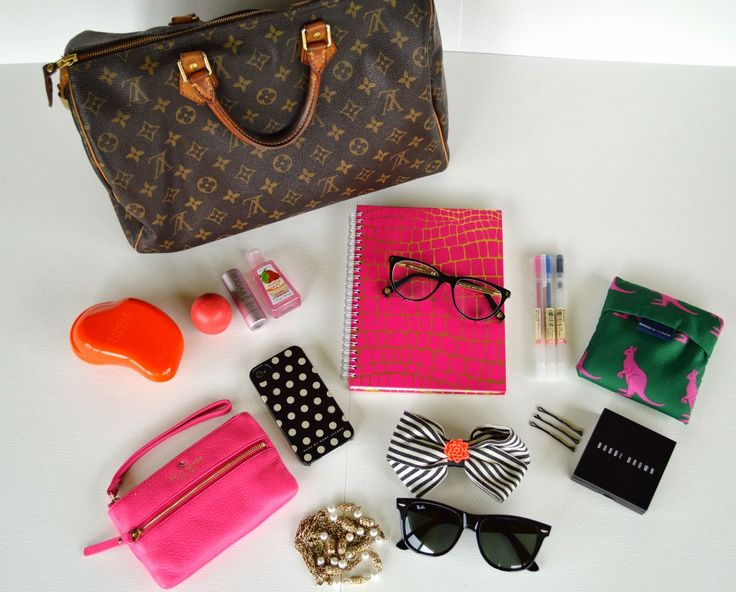 What S In My Lv Bag Google Search Pics 3 Pinterest And