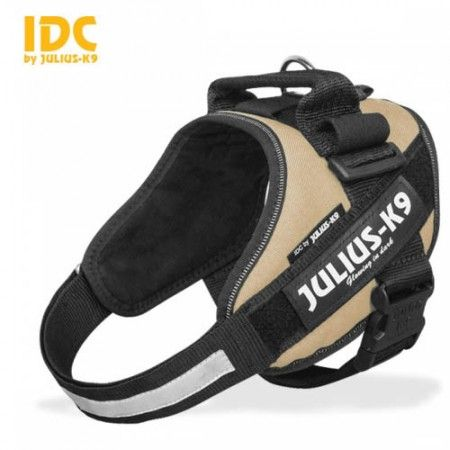 Julius K9 IDC-Powerharness 0 Earth - Julius-K9 Julius-K9 IDC-Powerharness IDC 0 - globaldogshop.com