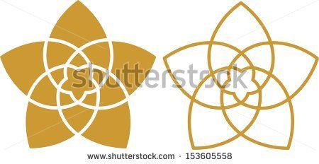 Venus Flower Pentagram, Golden Ratio, Orbits: Venus Earth Around ...