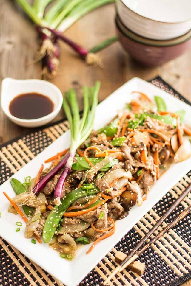 Die besten 25+ Szechuan beef Ideen auf Pinterest Chinesische - leichte küche mit fleisch