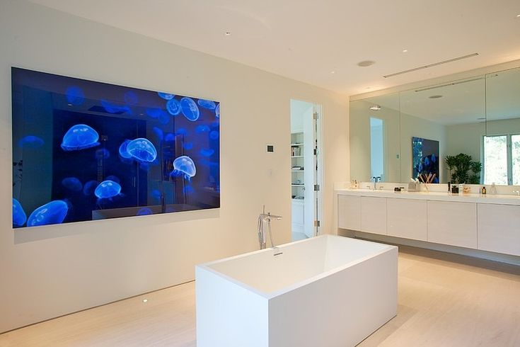Indian Creek Island Residence by Bart Reines Construction...wow do you even call this a Bathroom!!!?