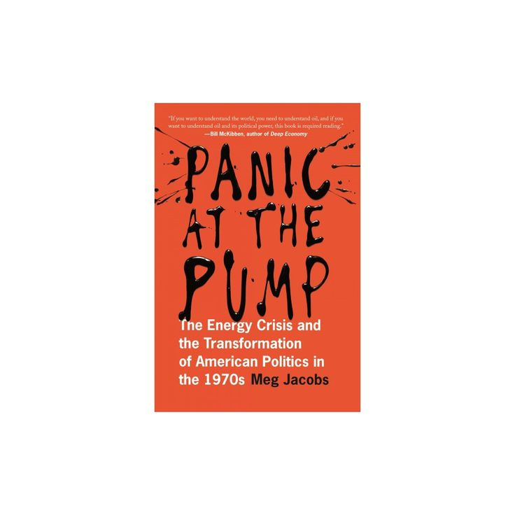 Panic at the Pump : The Energy Crisis and the Transformation of American Politics in the 1970s