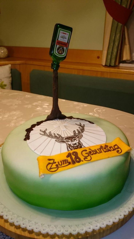 gravity cake, birthday cake #Jägermeister #gravitycake