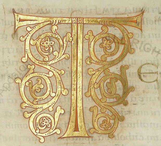 Pal. lat. 499 Sacramentarium Lorsch, 2. Drittel 11. Jh. Persistent URL: http://digi.vatlib.it/view/bav_pal_lat_499
