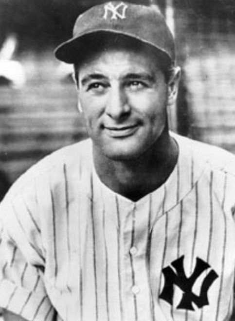 a biography of lou gehrig the best baseball player Lou gehrig is remembered as baseball's iron horse and used to own the major   they played chicago's best high school team at wrigley field in 1920.