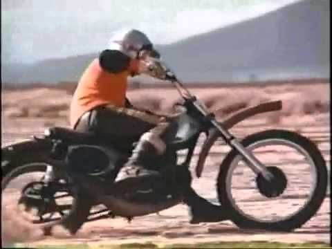 My favorite you tube video of all time, he brings a tear to my eye.Steve Mc Queen riding a Honda CR250M Elsinore