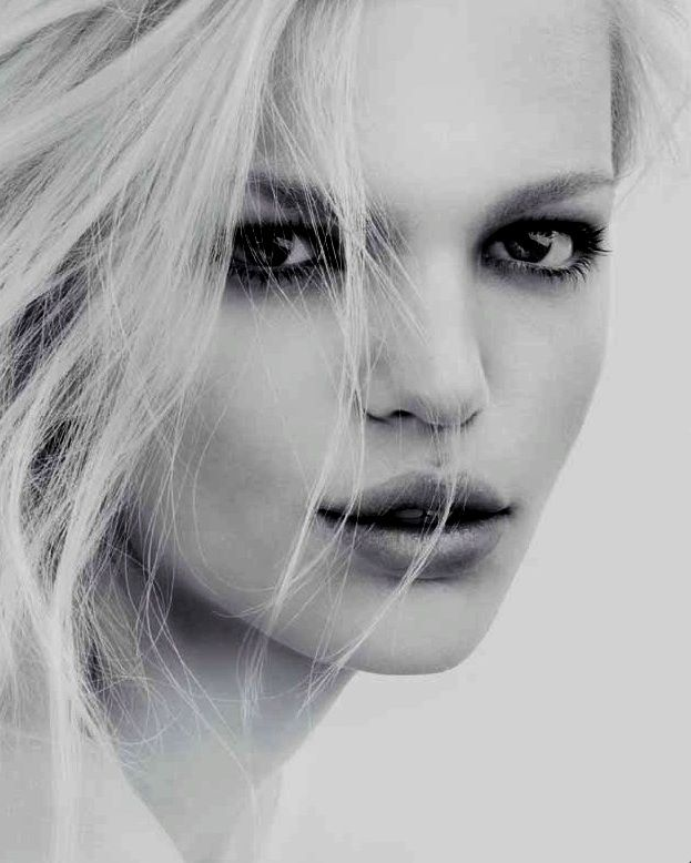 Sheer Beauty for Calvin Klein: Daphne is That You?