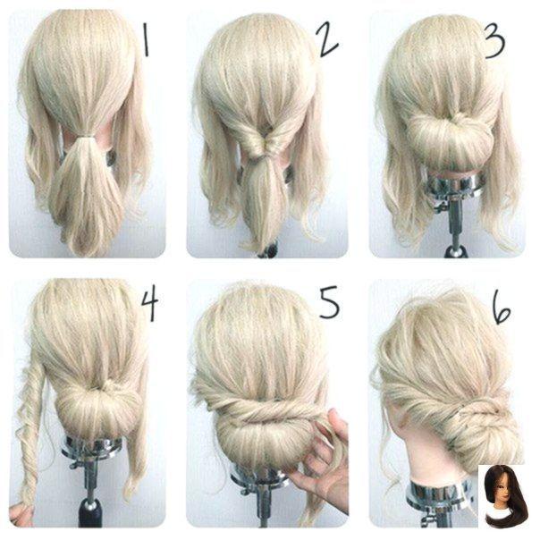 Anfnger Easy Easy Hairstyles For Beginners Fr Hochsteckfrisuren Simple Prom Hair Hair Tutorial Simply Hairstyles