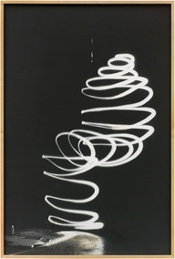 Bruce Nauman - Light Trap for Henry Moore No. 1, 1967