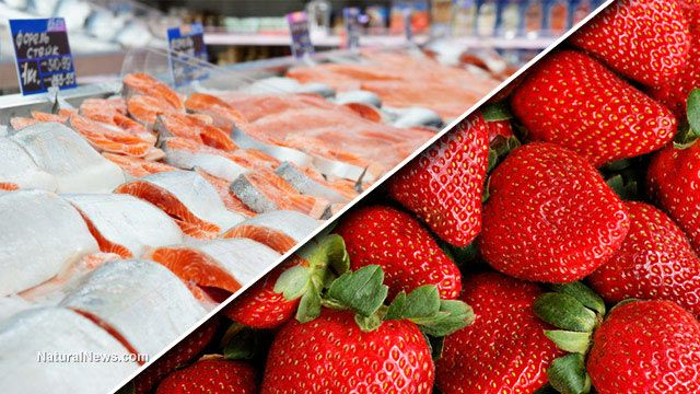 Strawberries proven to block mercury in fish: Health Ranger shares research with the public