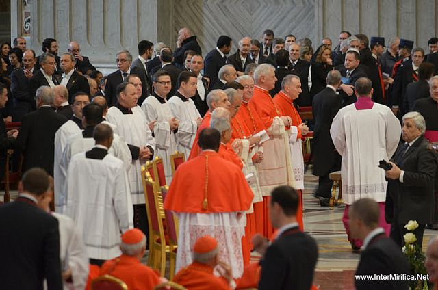 Consistory for the Creation of New Cardinals by news.va, via Flickr