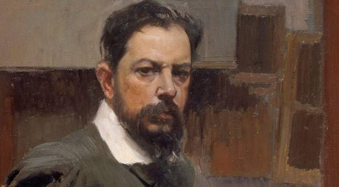 Joaquín Sorolla, «Autorretrato». Museo Sorolla, Madrid © Ministerio de Cultura