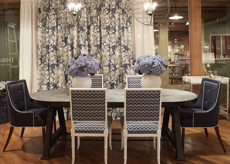 Thibaut Fine Furniture Showroom In High Point, Located At # 315 Historic  Market Square.