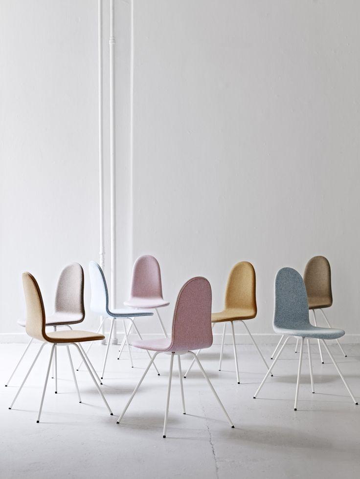 Arne Jacobsen's tongue chair