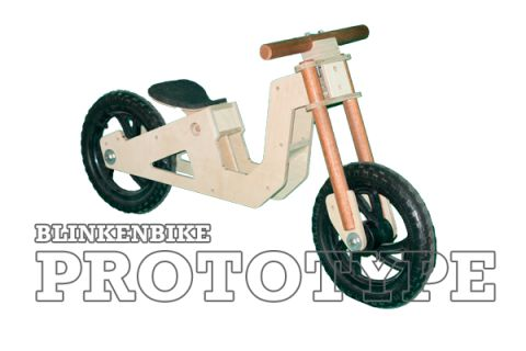 BLINKENBIKE Model Swan