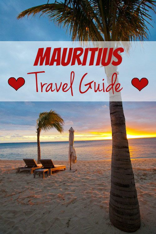 Travel tips for the island of Mauritius in Africa.