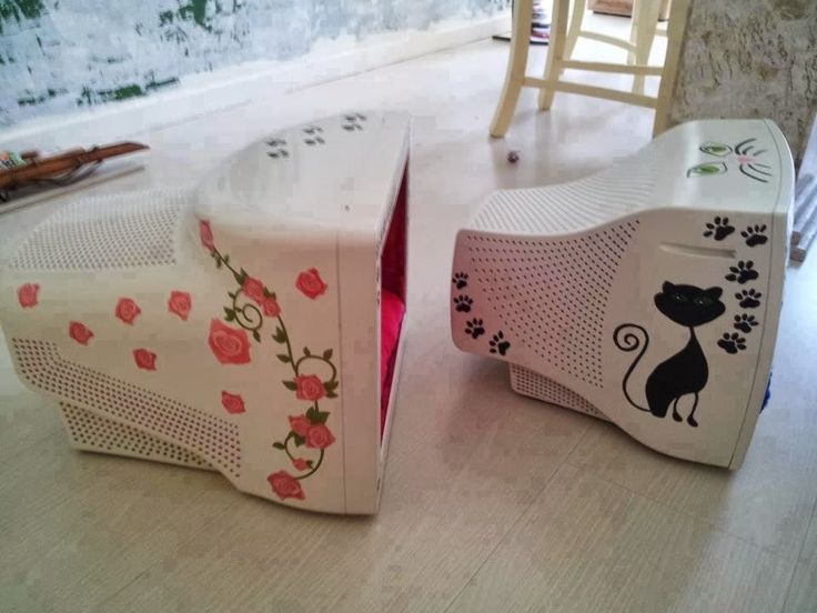 blog de manualidades con objetos reciclables y accesorios varios