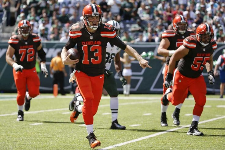 Cleveland Browns to start Josh McCown #Browns, #Cleveland, #MikePettine, #Quarterback, #TravisBenjamin