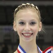 "Figure Skater Polina Edmunds has been nicknamed the ""iron butterfly"" for her skills on the ice. But this 15-year-old athlete also believes in academics. She will be keeping up with school work remotely during her 3 week stay in Sochi."