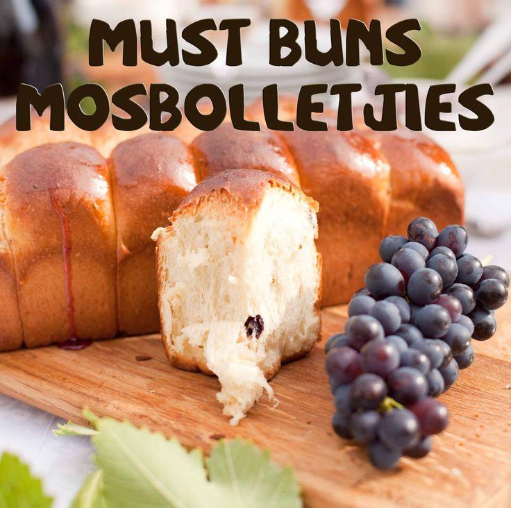 South African Recipes   MOSBOLLETJIES (Must Balls)