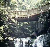 Hiking at Blackwater Falls