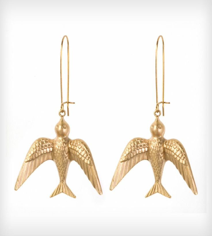 Rita's Swallow Earrings