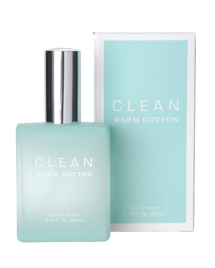Clean warm cotton ed – Fragrances – Scent