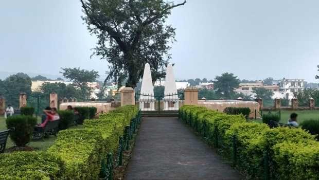 Khalanga War Memorial - Dehradun.  5km from Dehradun