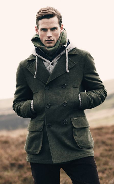 40 Dynamic Winter Fashion Ideas For Men - Page 2 of 2