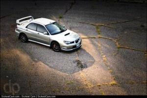 2007 Subaru WRX STi - http://sickestcars.com/2013/05/17/2007-subaru-wrx-sti/